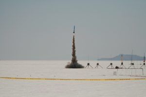 Newly created UTC rocket team ranked third in the nation after competition