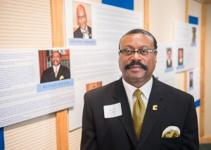 Dr. Richard Brown honored as 'African American Legend'