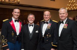 UTC ROTC hosts first Military Ball since 2007