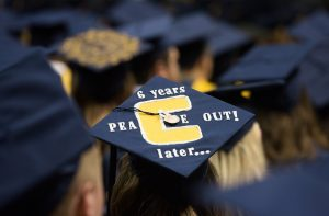 The world watches UTC commencement ceremonies