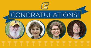 Winners named for UT Alumni Association awards
