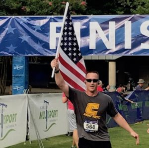 UTC students, faculty and staff participate in Heroes Run