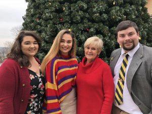 Two UTC students awarded Ruby Falls' Steiner Scholarship