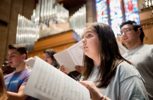 The Chamber Singers Host Online Auditions