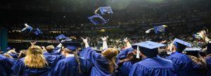 Commencement recognizes Undergraduate Class of 2019
