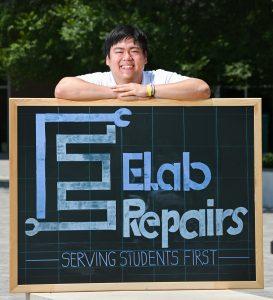 Engineering graduate heads into new 'adventure'