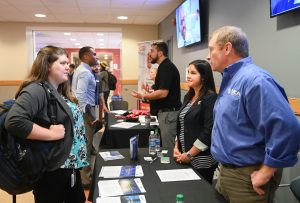 College of Engineering and Computer Science hosts Fall Career Fair