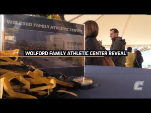 Construction on Wolford Family Athletic Center set for 2020