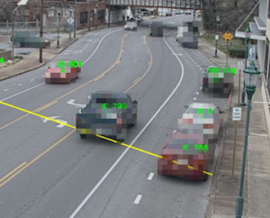 Study examines traffic patterns in the Chattanooga area