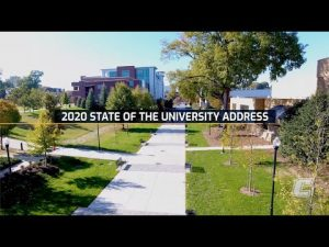 State of the University 2020: UTC is flexible, adaptable, stronger than ever