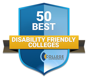 UTC chosen as one of the best for disabled students