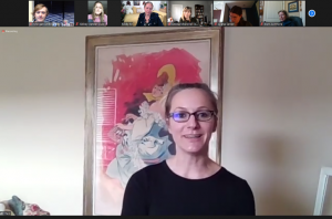 Anthropology Alumni speak about the values of their degrees in virtual panel