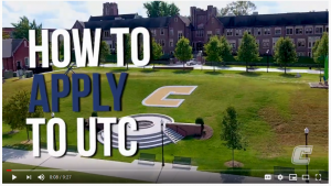 Link to How to Apply to UTC vid